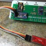 Arduino Pro Mini mounted to switch