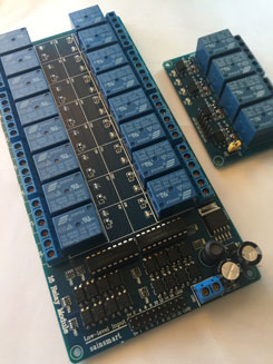 Sainsmart Relay boards